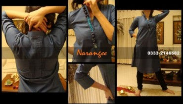 Latest Narangee Winter Dresses Collection 2013 For Women (2)