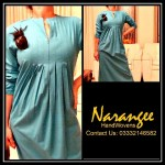 Latest Narangee Winter Dresses Collection 2013 For Women (6)