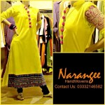 Latest Narangee Winter Dresses Collection 2013 For Women (8)