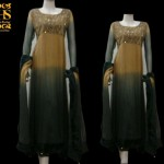 Latest Semi Formal Wear Collection 2013-2014 By SHS Pret-a-Porter (2)