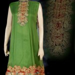 Latest Semi Formal Wear Collection 2013-2014 By SHS Pret-a-Porter (4)