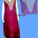 Latest Semi Formal Wear Collection 2013-2014 By SHS Pret-a-Porter (7)