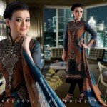 Latest Winter Dresses 2013 By Eddiez Stylez Glamour 0012