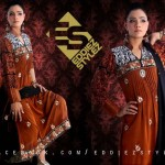Latest Winter Dresses 2013 By Eddiez Stylez Glamour 003