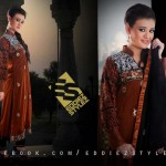 Latest Winter Dresses 2013 By Eddiez Stylez Glamour 006