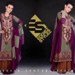 Latest Winter Dresses 2013 By Eddiez Stylez Glamour 008