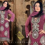 Latest Winter Dresses 2013 By Eddiez Stylez Glamour 009