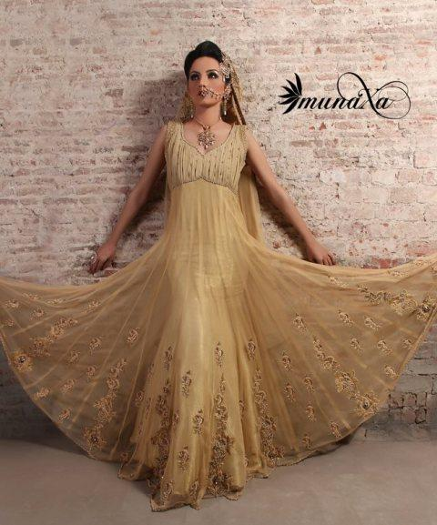 Munaxa New Bridal Dresses 2013 For Women 005