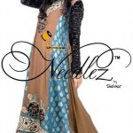 Needelz by Shalimar Women Latest Party Wear Outfits 2013