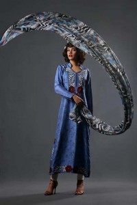 Precious By Sultan Winter Dresses 2013 For Girls 0011