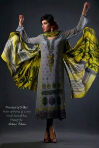 Precious By Sultan Winter Dresses 2013 For Girls 002
