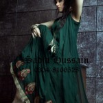Sadia Hussain Latest Winter Party Dresses 2013 For Women 002
