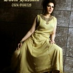Sadia Hussain Latest Winter Party Dresses 2013 For Women 005