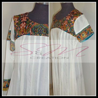 Samina Kamal Casual Wear Dresses For Girls