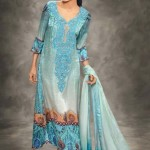 Sobia Nazir silk dresses Latest winter New collection For Women 2013-2014 (8)