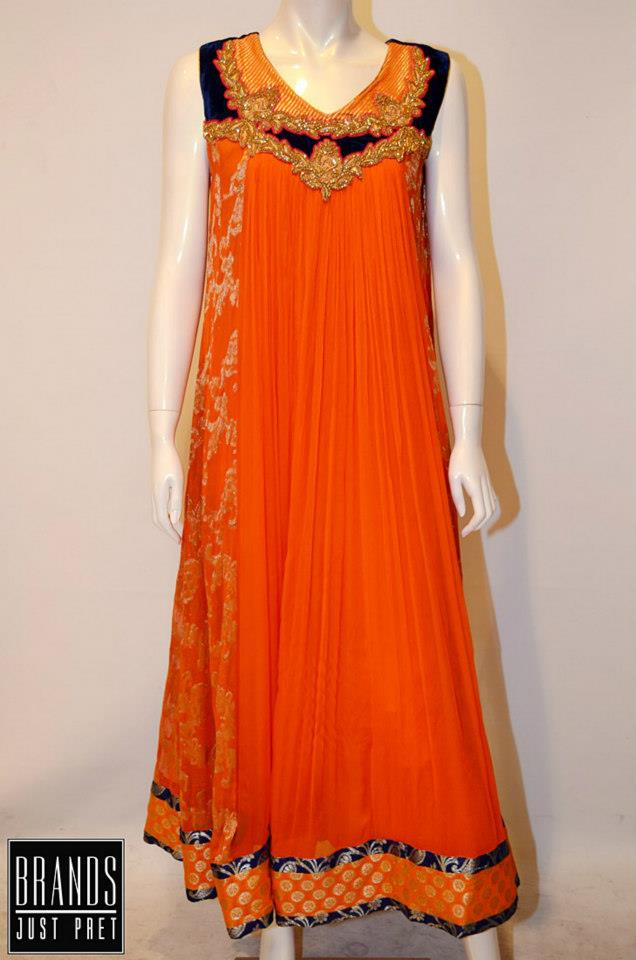 Vasim Asghar New Winter Arrivals 2013 For Women 001