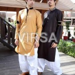 Virsa By Shagufta Manzoor Latest Men & Women 2013 Dresses 003