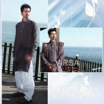 Virsa By Shagufta Manzoor Latest Men & Women 2013 Dresses 007