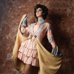 Wajahat Mansoor's Western Winter Collection ROCOCO for girls
