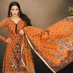 Warda Designer Latest Winter Casual Dresses 2013 For Women 002