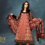 Warda Designer Latest Winter Casual Dresses 2013 For Women 003
