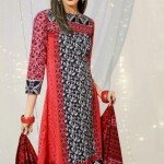 Warda Designer Latest Winter Casual Dresses 2013 For Women 008
