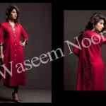 Waseem Noor Latest Winter Casuals Outfits 2013 For Women 002