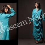 Waseem Noor Latest Winter Casuals Outfits 2013 For Women 003