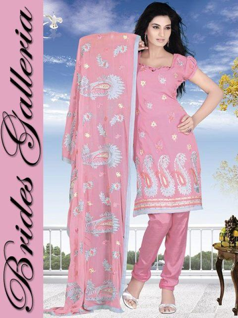 Winter Printed Shalwar Kameez Collection 2013 By Brides Galleria 0011