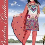Winter Printed Shalwar Kameez Collection 2013 By Brides Galleria 0015