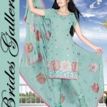 Winter Printed Shalwar Kameez Collection 2013 By Brides Galleria 008