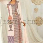 Zahra Ahmad Latest Winter Casual Wear Collection 2013 For Women 002