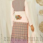 Zahra Ahmad Latest Winter Casual Wear Collection 2013 For Women 003