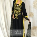 Zahra Ahmad Latest Winter Casual Wear Collection 2013 For Women 008