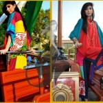 Afifa Shah Casual and Formal Dresses 2013 For women 004