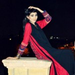 Afifa Shah Casual and Formal Dresses 2013 For women 007