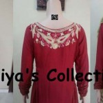 Aliya Naeem Latest Formal & Casual Wear Collection 2013-2014 For Women (5)