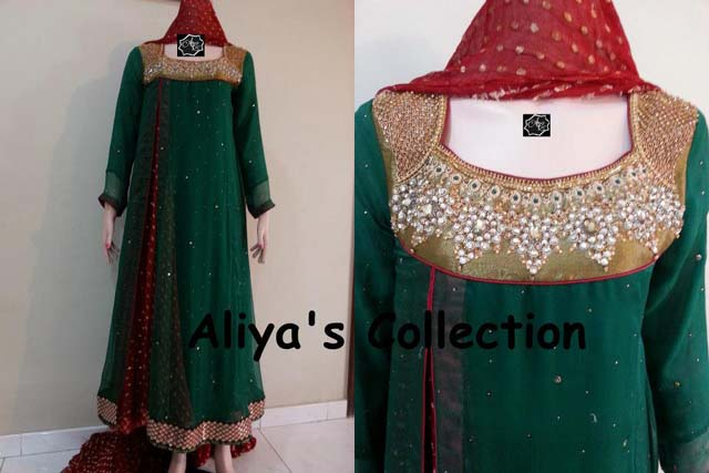 Aliya Naeem Latest Formal & Casual Wear Collection 2013-2014 For Women