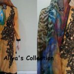 Aliya Naeem latest Party Wear Lawns Stitched Collection 2013 For young girls & stylish Women 001