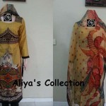 Aliya Naeem latest Party Wear Lawns Stitched Collection 2013 For young girls & stylish Women 005