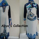 Aliya Naeem latest Party Wear Lawns Stitched Collection 2013 For young girls & stylish Women 006