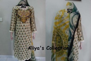 Aliya Naeem latest Party Wear Lawns Stitched Collection 2013 For young girls & stylish Women 007