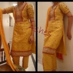 Ashes Formal And Casual Wear Collection 2013-14 For Women (3)
