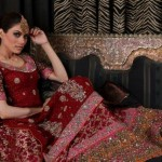 Avesh and Shagufta Heer Bridal Latest Dress Collection 2013-14 (1)