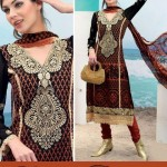 Brides Galleria Latest Cotton Lawn Dress 2013-2014 For Girls (1)