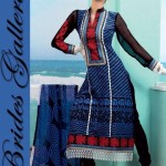 Brides Galleria Latest Cotton Lawn Dress 2013-2014 For Girls (3)