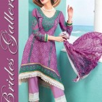 Brides Galleria Latest Cotton Lawn Dress 2013-2014 For Girls (4)