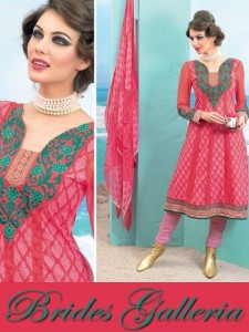 Brides Galleria Latest Cotton Lawn Dress 2013-2014 For Girls (5)