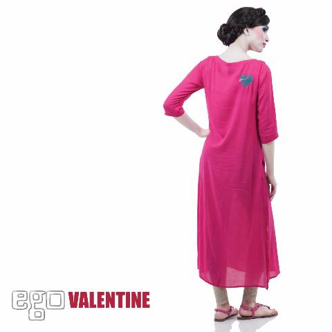 Ego Latest Valentines Dresses 2013 For Girls 001