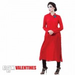 Ego Latest Valentines Dresses 2013 For Girls 002